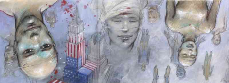 Le monde du 11 Septembre