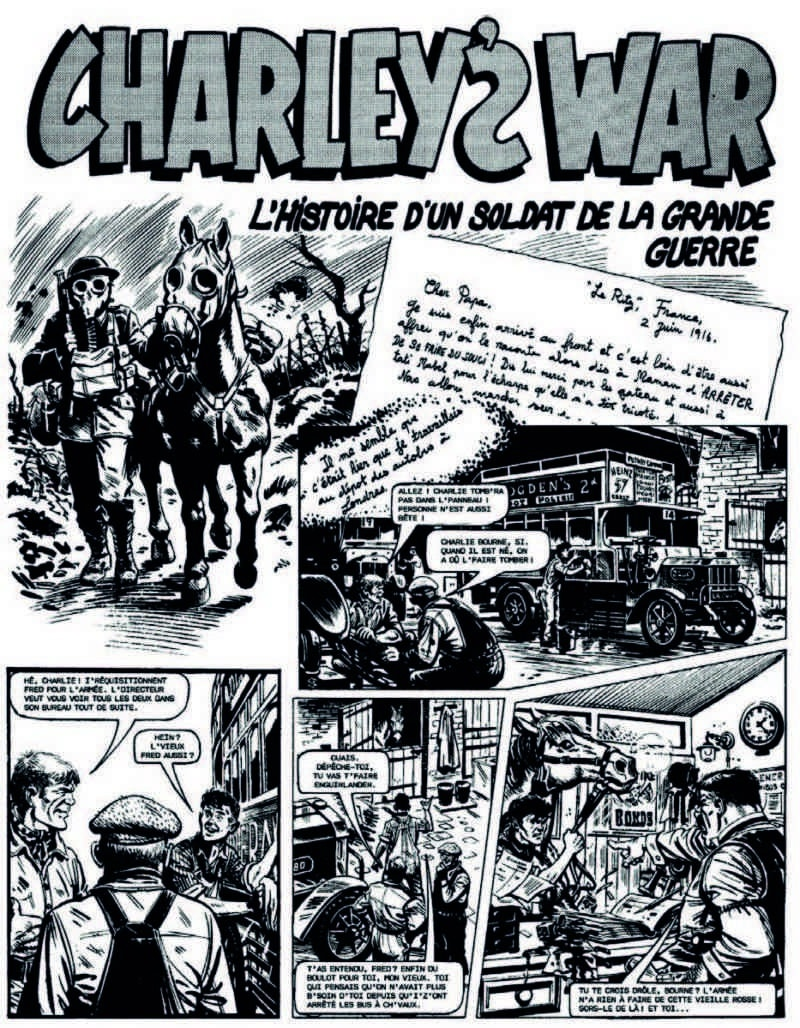 La Grande Guerre de Charlie