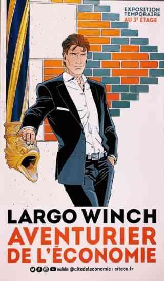 Largo Winch aventurier de l'économie