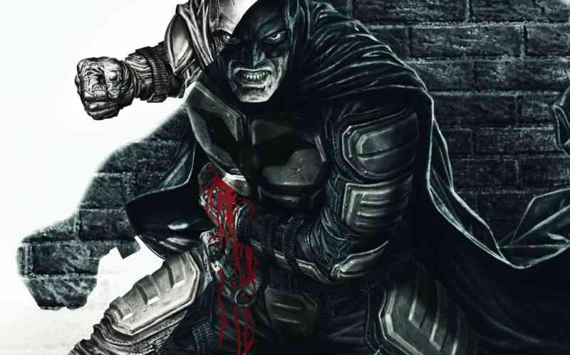 Batman, The Imposter