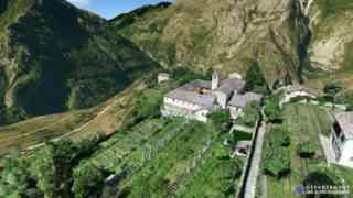 Le monastère de Saorge