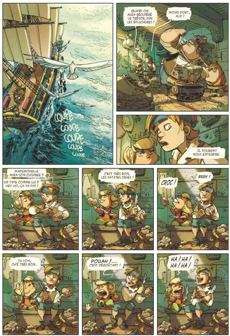 Les Terreurs des Mers