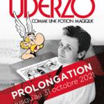 Prolongation au Musée Maillol à Paris, Uderzo s'expose jusqu'au 31 octobre 2021