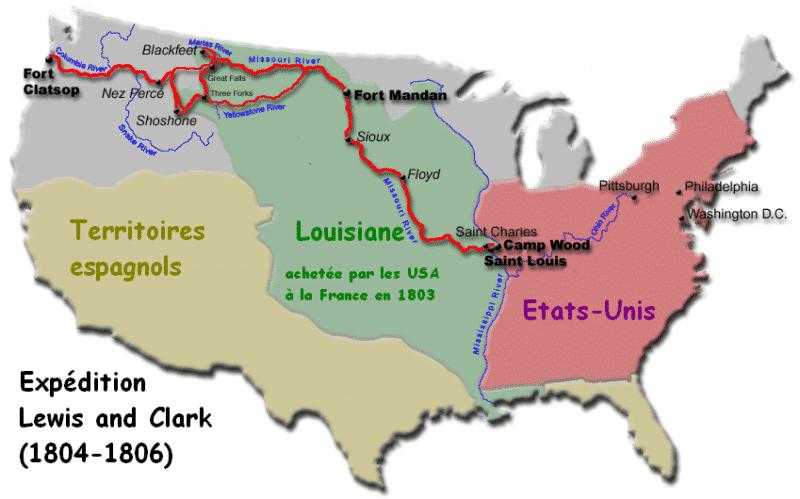 Expédition Lewis et Clark