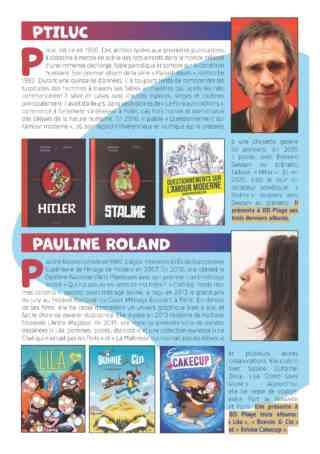 Ptiluc et Pauline Roland