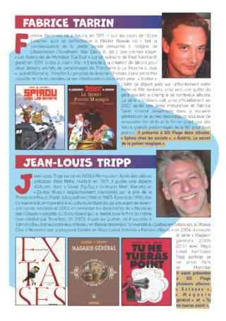 Fabrice Tarrin et Jean-Louis Tripp