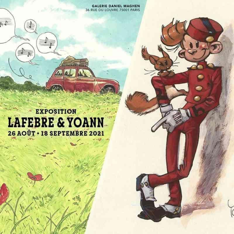 Lafebre et Yoann