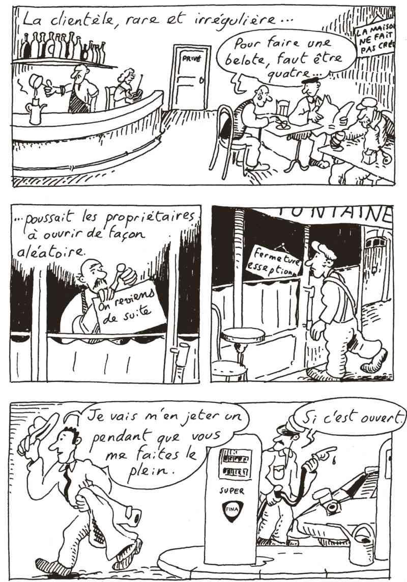 Le Bistrot d'Émile