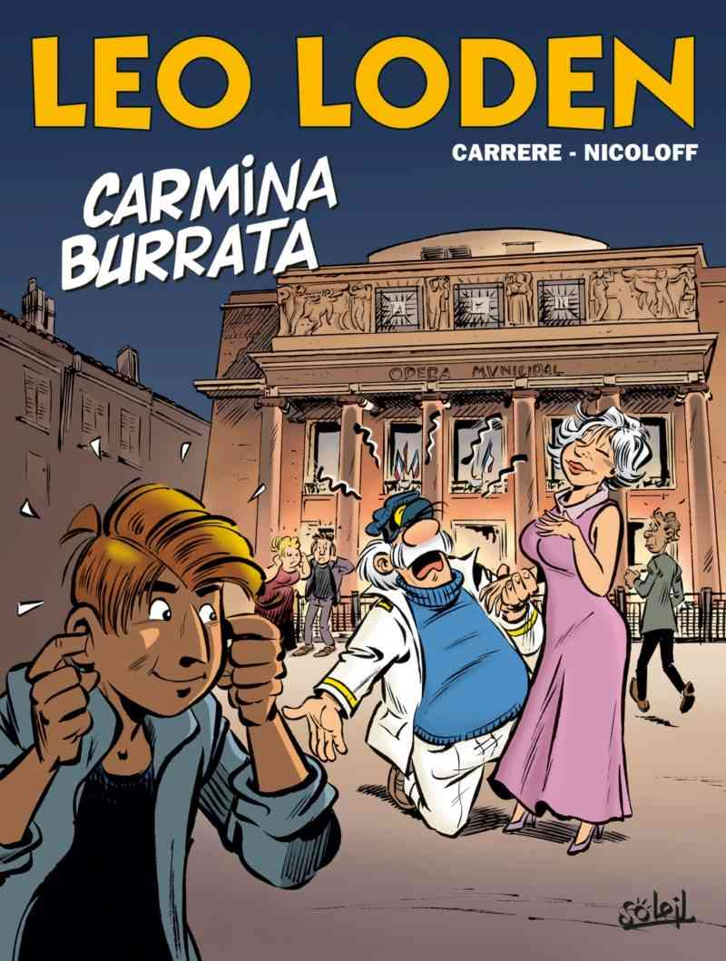 Carmina Burrata