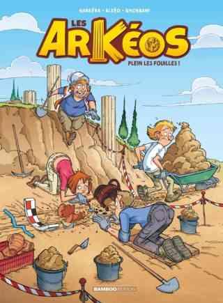 Les Arkéos