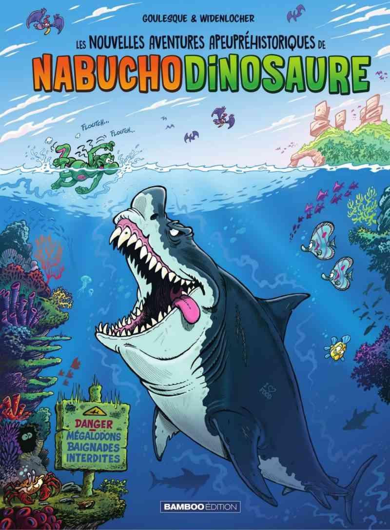 Les Nouvelles aventures apeupréhistoriques de Nabuchodinosaure