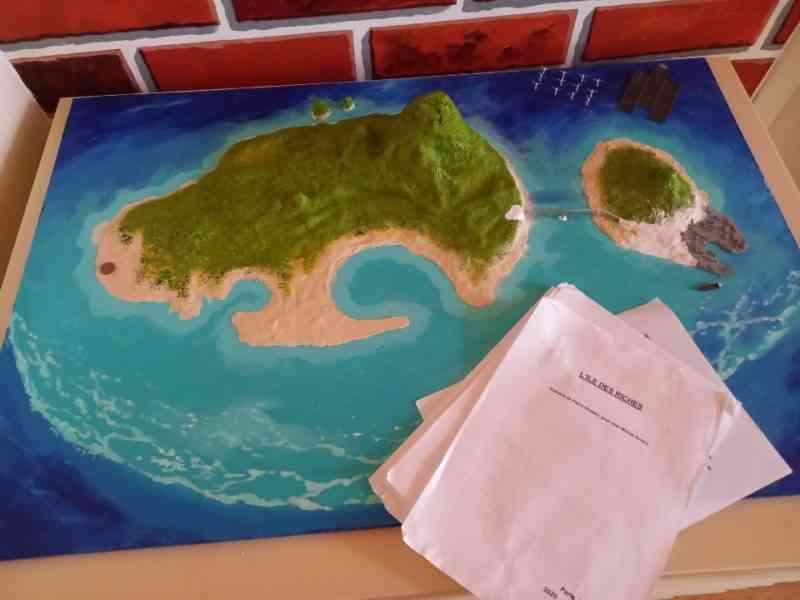 L'Île des riches