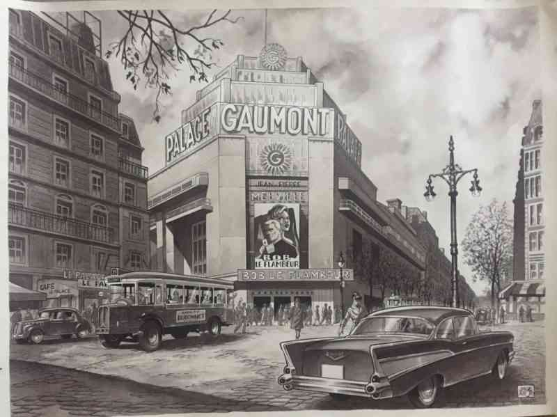 Pigalle 1950