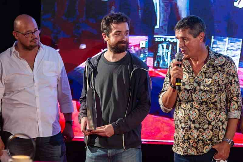 Jean-François Marty, Nicolas Dehghani et Frédéric Lacas