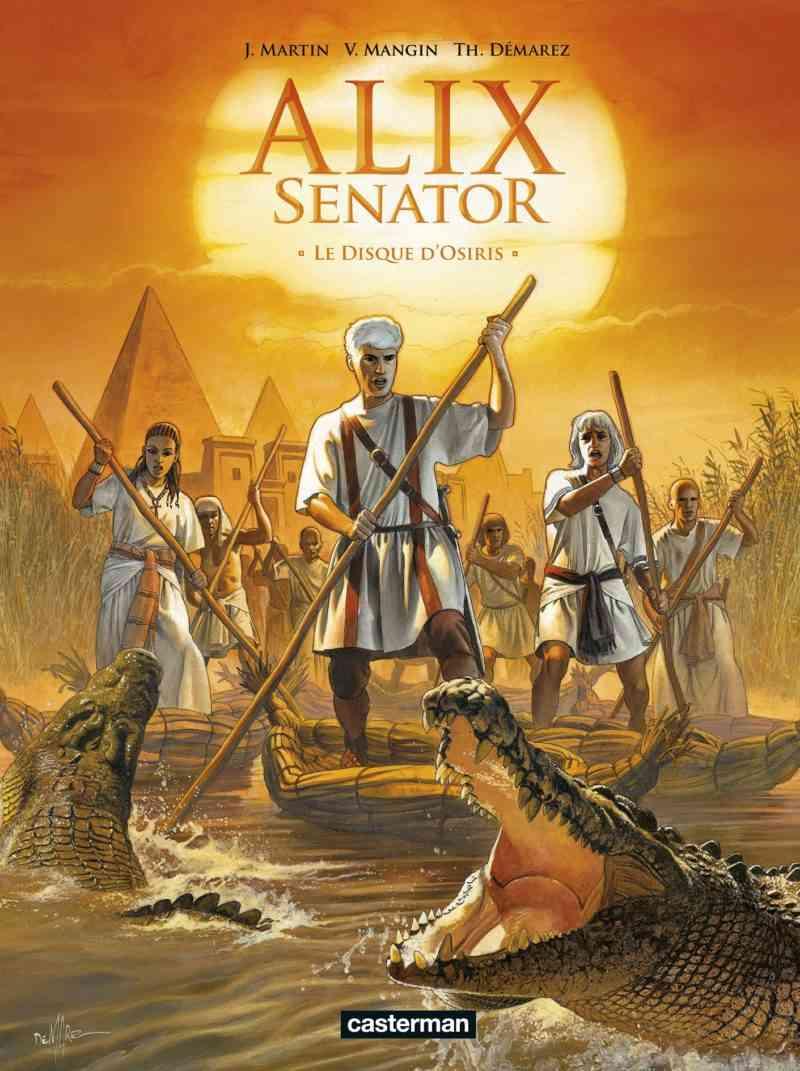 Le disque d'Osiris