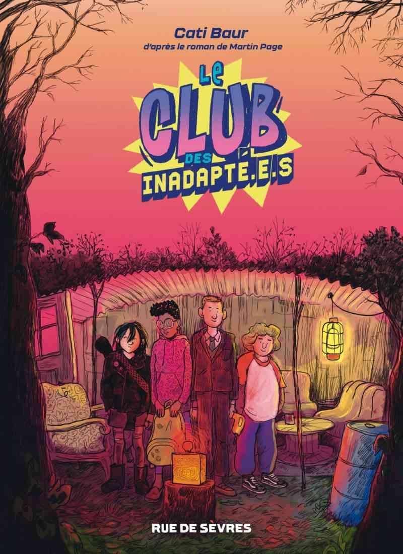 Le Club des inadaptés