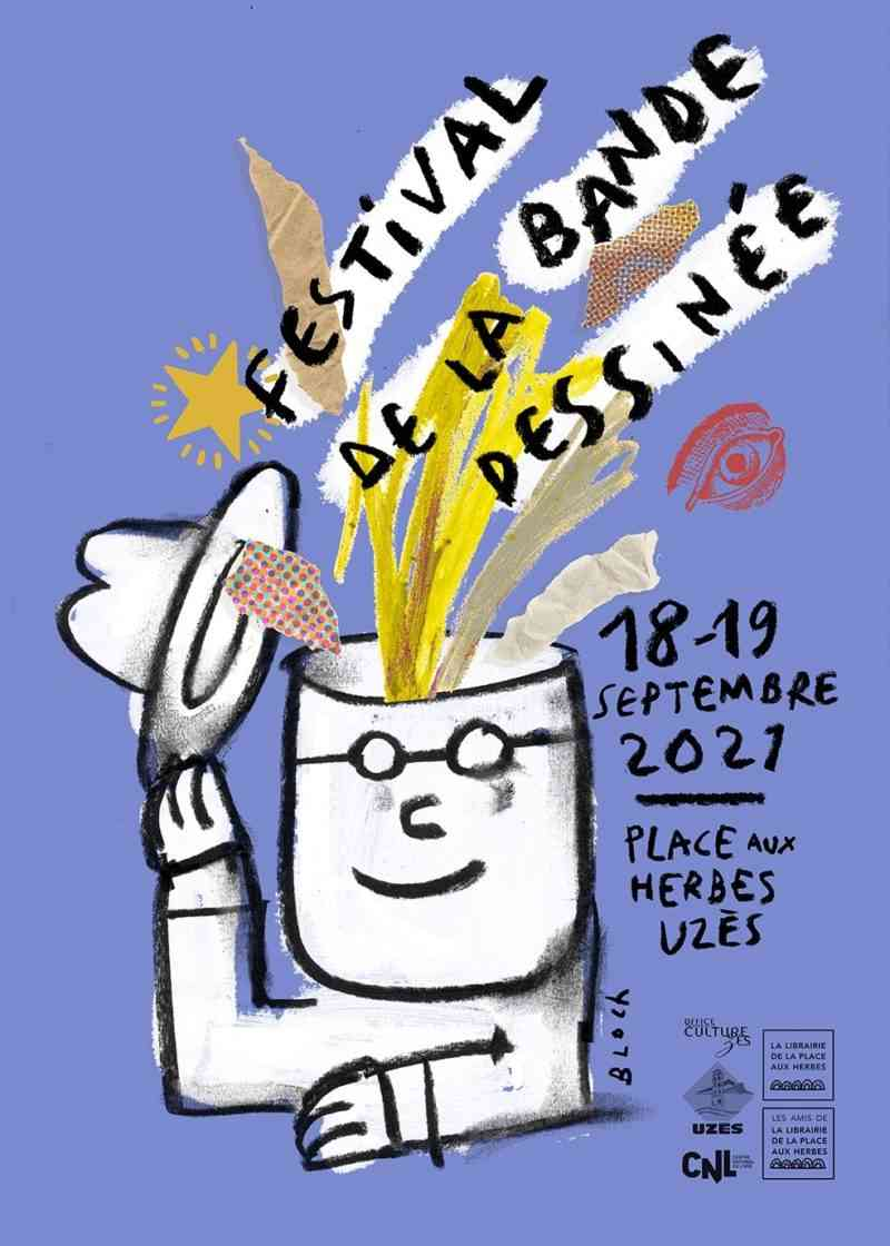 Festival BD d'Uzès 2021