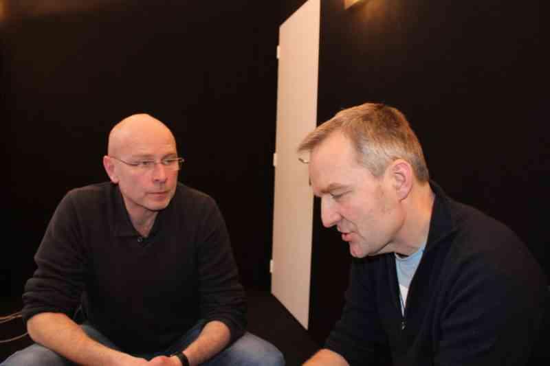 Jack Manini et Olivier Mangin