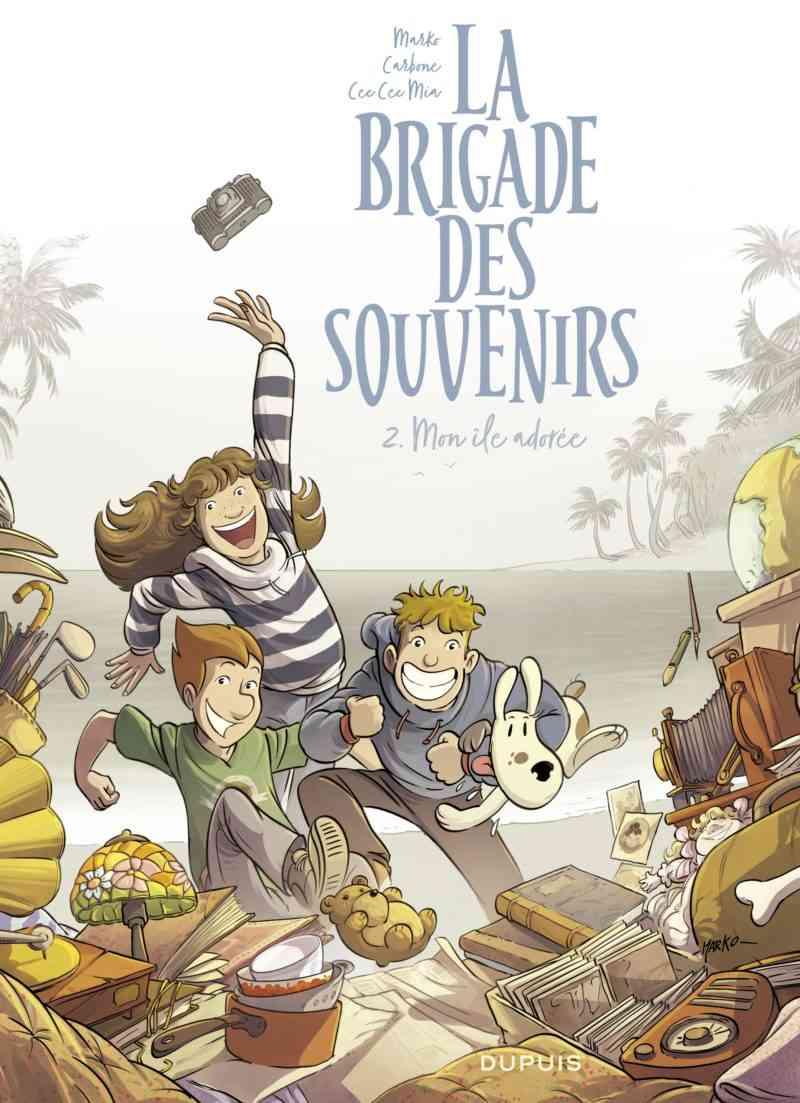 La Brigade des souvenirs