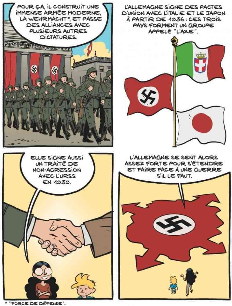 1939-1945, L'Allemagne nazie