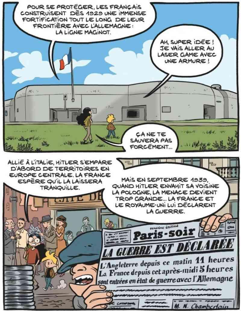 1939-1945, La France entre collaboration et résistance