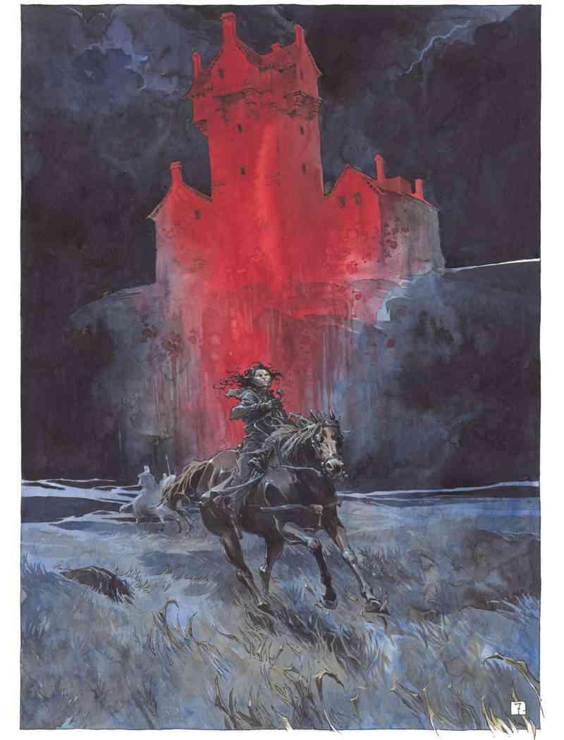 Macbeth roi d'Écosse