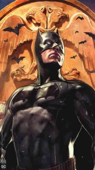Batman the World