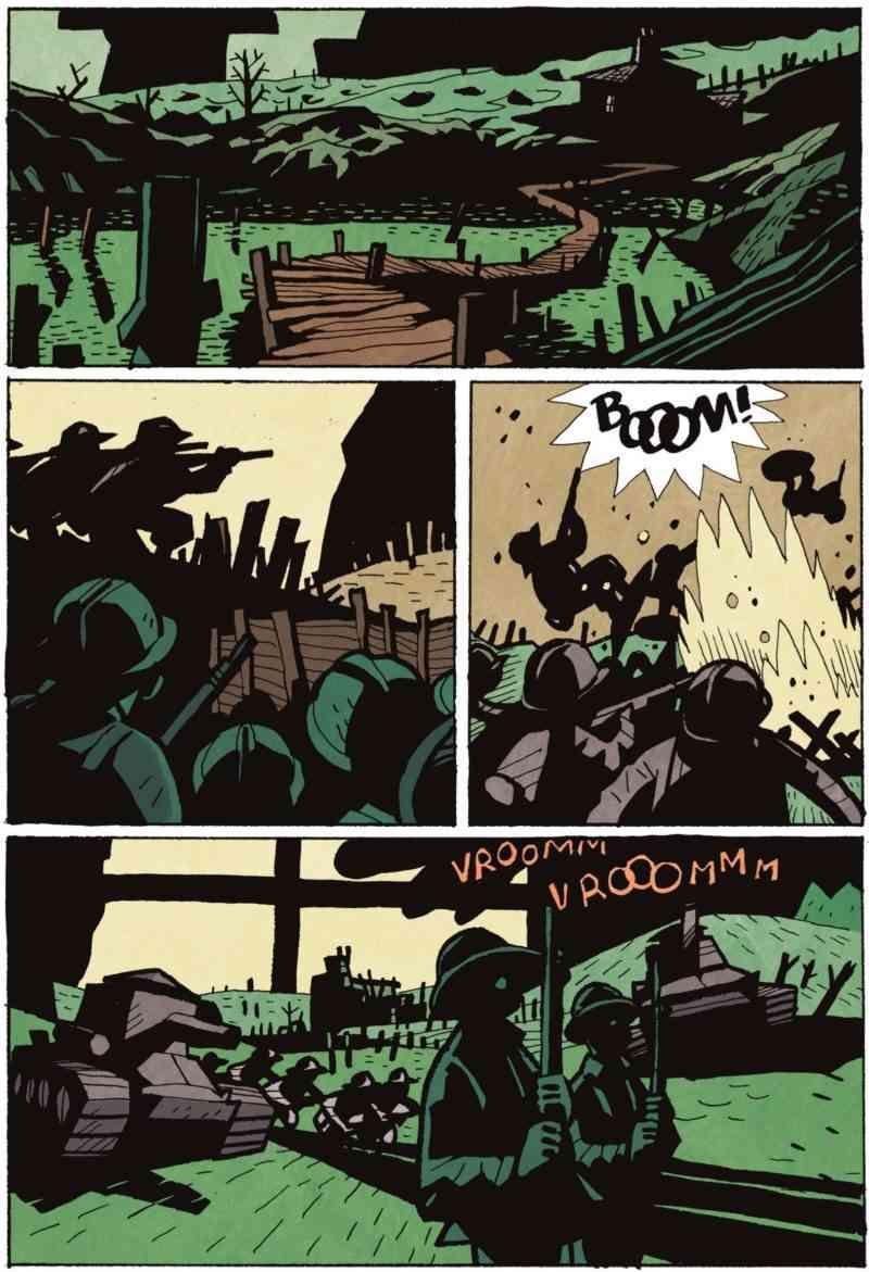 Va-t-en guerre !